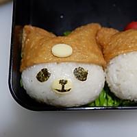 卡通睡帽小熊便当#网红美食我来做#的做法图解12