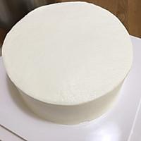 小清新 | 新鲜黄桃水果戚风蛋糕的做法图解13