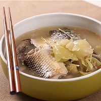 潮州酸菜煮梭鱼——捷赛私房菜