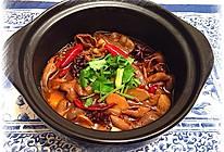 川味砂锅之魔芋肥肠的做法