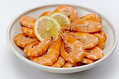 白灼虾|美食台