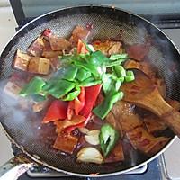 香干回锅肉的做法图解9