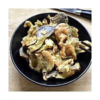 少油版炸蘑菇--空气炸锅的做法图解6
