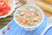 缤纷疙瘩汤的做法