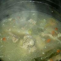 大骨头滋补汤的做法图解2