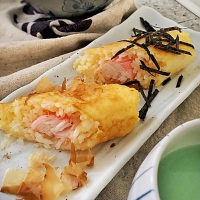 蟹棒黄金卷 —— 一人食