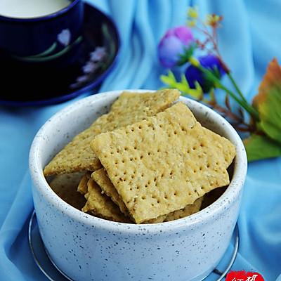 燕麦咸味饼干