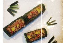 特色黄瓜盅(绿竹酿肉)的做法