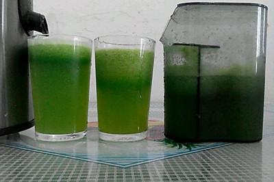 超减肥菠菜汁