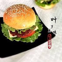 猪肉汉堡的做法图解15