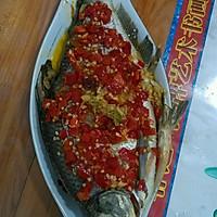 剁椒鳊鱼的做法图解4