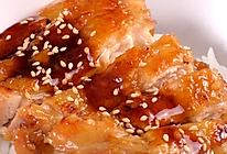 蒜香蜂蜜鸡腿饭的做法