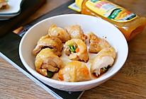 鸡肉卷#太太乐鲜鸡汁#的做法