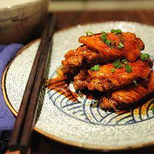 比可乐鸡翅更好吃的经济适用菜-无油版苹果西打鸡翅