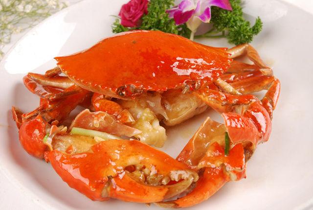 姜葱炒蟹的做法_【图解】姜葱炒蟹怎么做好吃_宠儿