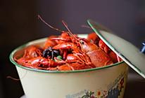 原汁原味的清水小龙虾(附清洗小窍门)的做法