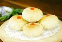 苏式鲜肉月饼丨网红咸月饼 就认准这一款【微体兔菜谱】的做法