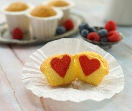 情人节心机小蛋糕的做法