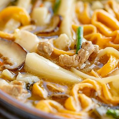 嵊州豆腐年糕 | 清爽鲜香