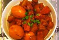 红烧肉烧蛋(家常菜,下饭绝佳)的做法