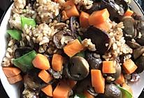 猴头菇炒粗粮的做法
