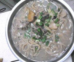 垂鱼骨头汤的做法