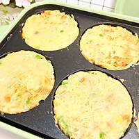 时蔬土豆饼10M+ 快手早餐约一下的做法图解5