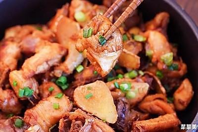 台湾麻油鸡 | 好吃又滋补