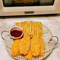 外酥里嫩-低脂烤箱烤鱼排的做法图解8