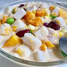 椰浆金瓜炖芋艿(只要一刻钟)