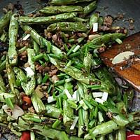 梅干菜煸四季豆的做法图解7