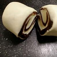豆沙手撕面包(六寸)的做法图解7