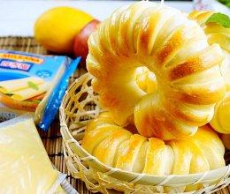 奶香芝士卷#最适合做便当的醇香芝士片#的做法