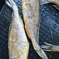 干煎小黄鱼的做法图解5