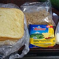 一键欧式三明治面包的做法图解8