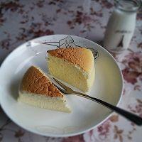 无油酸奶蛋糕  8寸(2个椭圆模 内附6寸配方)的做法图解8