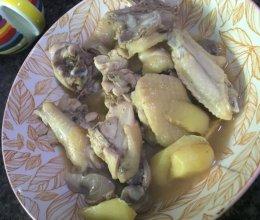 纯黑芝麻油鸡的做法