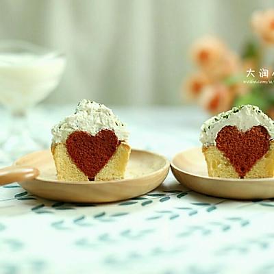 情人节甜品-简单爱蛋糕