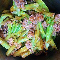 #硬核菜谱制作人#韩式辣酱烤菜花的做法图解4