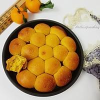蜂花粉胡萝卜小面包#柏翠辅食节_烘焙零食#
