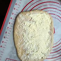 咖啡杏仁乳酪包的做法图解9