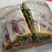 口袋三明治#百吉福食尚达人#的做法图解11