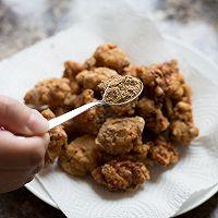 曼步厨房 - 台式盐酥鸡的做法图解12