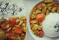咖喱鸡饭(独家秘笈)的做法