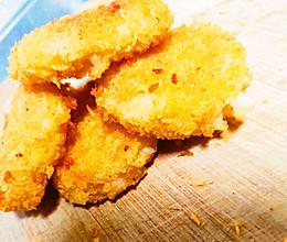 炸鸡味土豆饼的做法