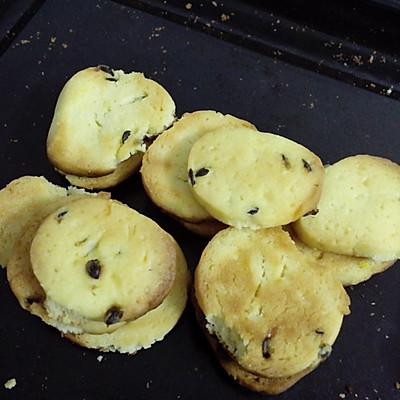 百香果饼干