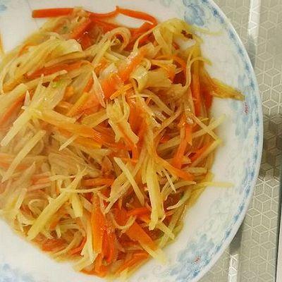 【儿童餐】清炒土豆丝