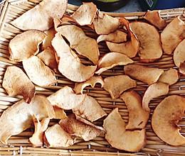 空气炸锅烤苹果片的做法