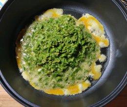 #餐桌上的春日限定#香椿炒蛋的做法