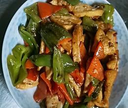 家庭简易版炒豆腐的做法